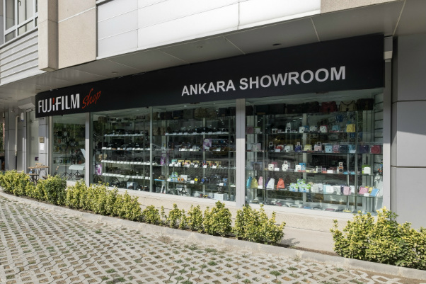 Ankara Showroom